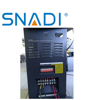 High Power Inverter Price Frequency Power System Built in Battery
