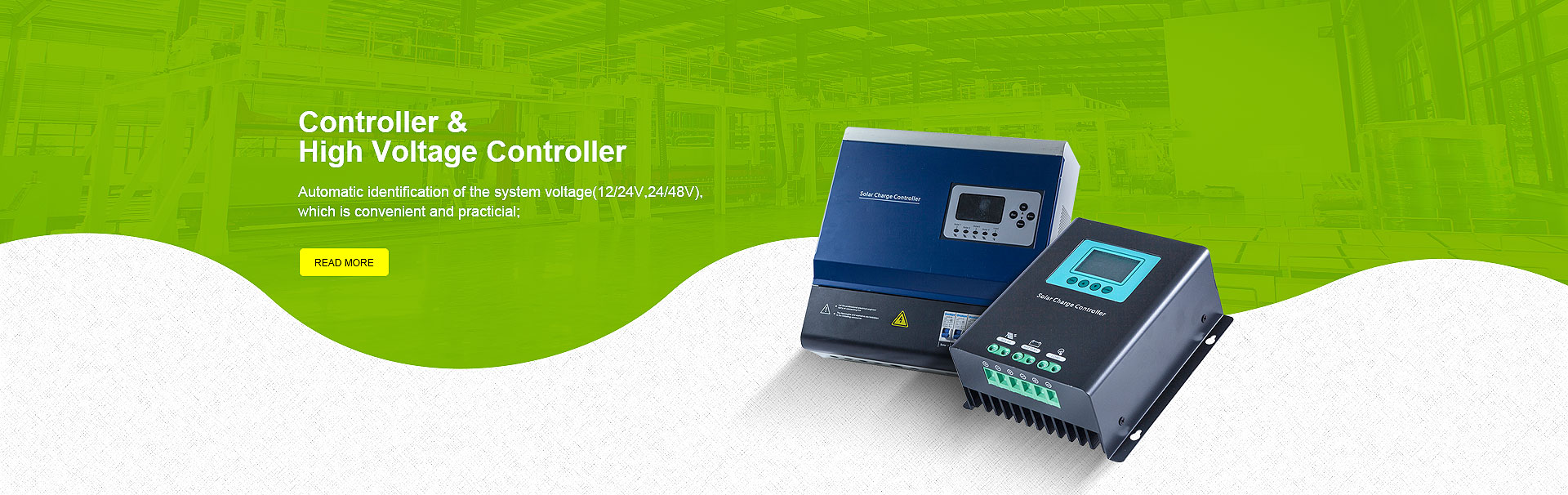 solar controller for solar system