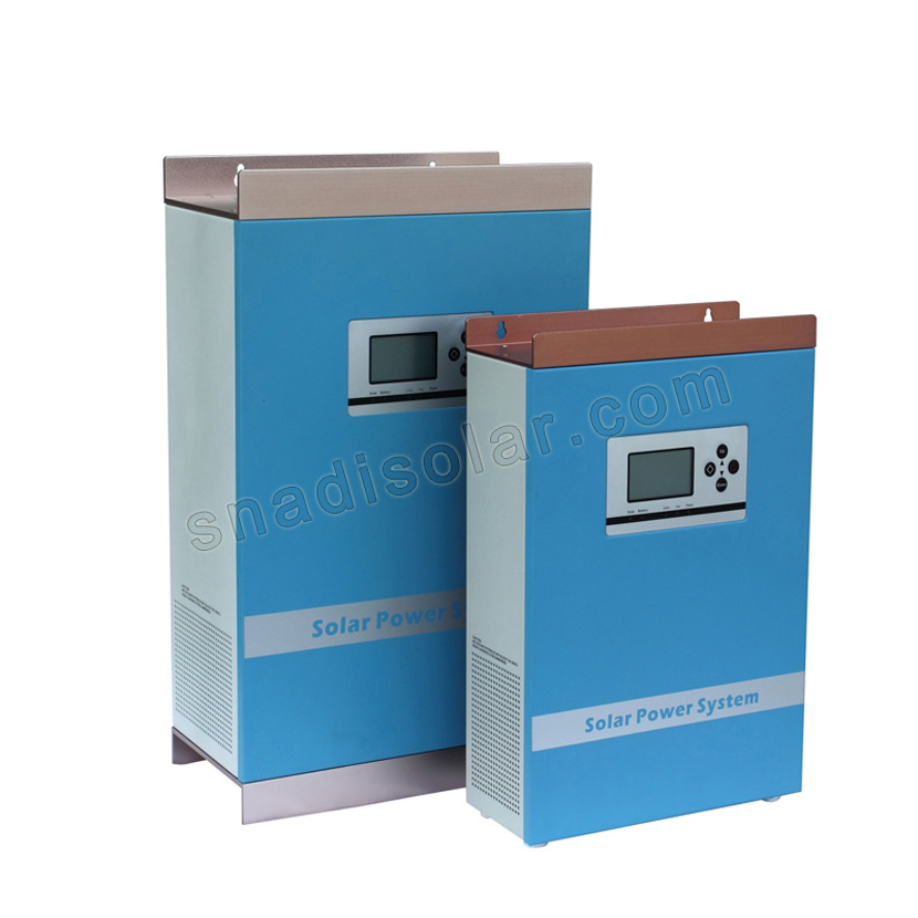 pure sine wave inverter with charge controller