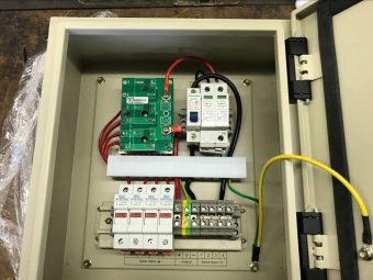 combiner box pv system