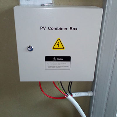 Maintenance and common faults of pv combiner box