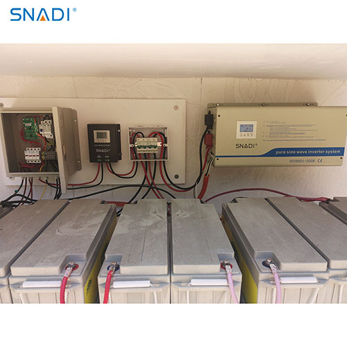 Why is the output power of solar inverter not up to the rated power of the module