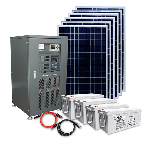 5 points for attention when choosing solar inverter