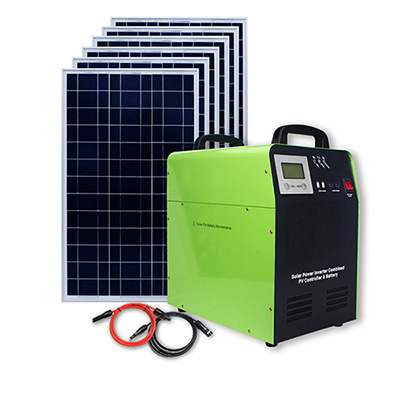 What is the function of solar inverter?